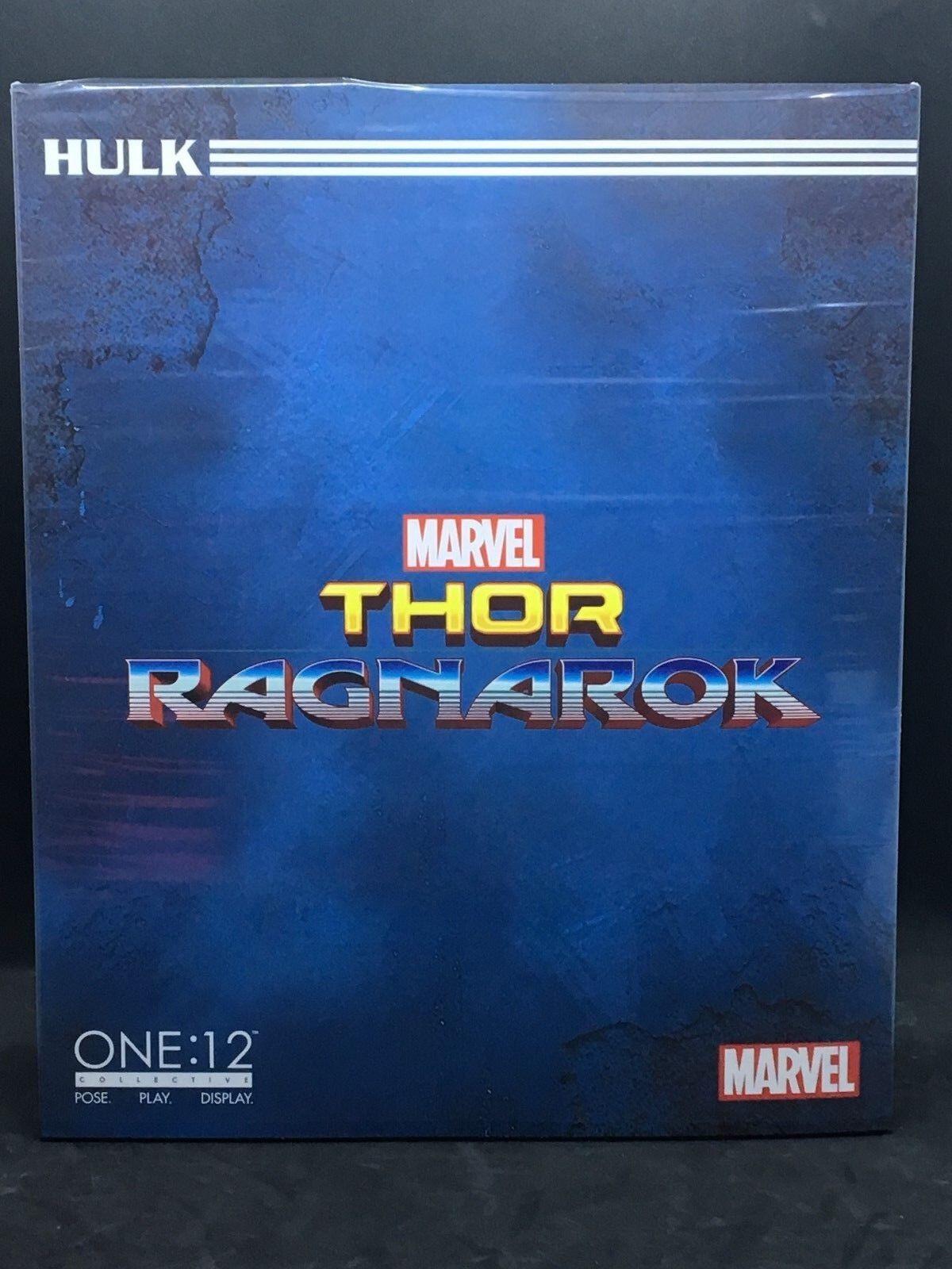 MEZCO ONE 12 COLLECTIVE Thor Ragnarok Hulk