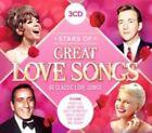 Stars of Great Love Songs 0698458952424 Various
