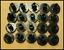 Set of 4 Splash Seals /& Clips for 2003-2009 Toyota 4Runner Fender Liner Seal C
