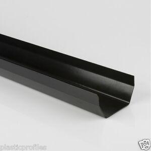 Plastic Upvc Pvc Square Guttering Gutter 2 Metre Length 79