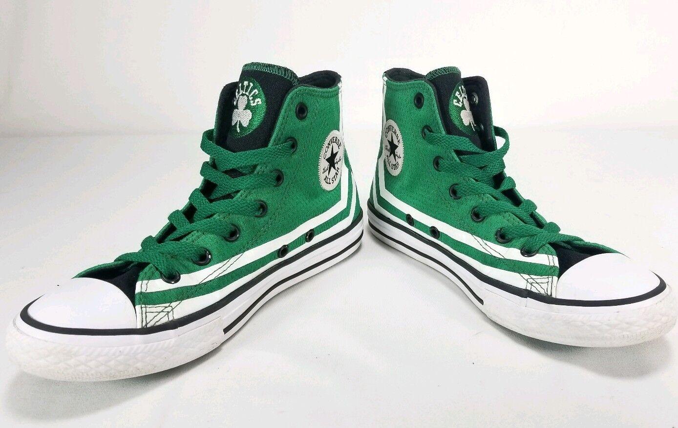 verde Converse All Star scarpe Boston Celtics NBA donna Dimensione Dimensione Dimensione 5 Uomo Dimensione 3 Rare d34cb1