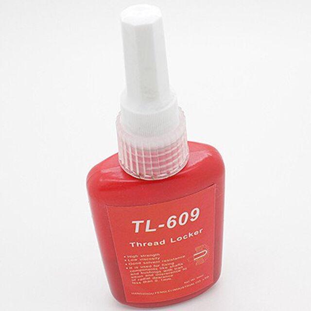 TL-609 hilo Locker & Sealant Ultra Alta Resistencia LockTight Loctite 609 - 50 Ml
