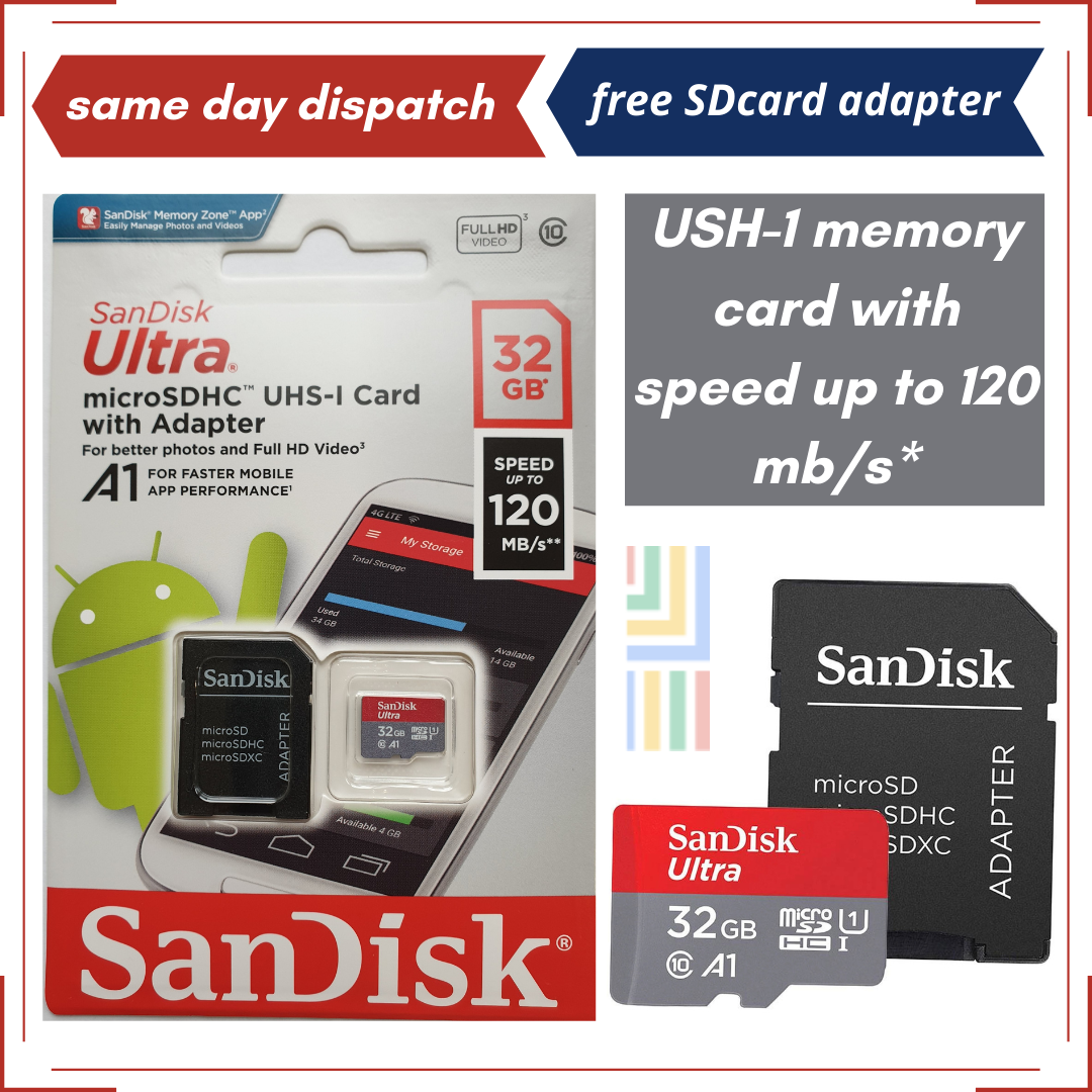 Designed for Android Smartphones 1024GB-A Tablets and Other Compatible Devices 1024GB Micro SD Card High Speed Class 10 SDXC with Free SD Adapter