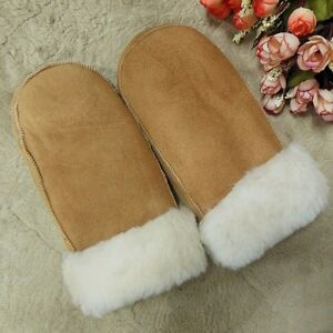 Real-Sheepskin-Lady-Winter-Women-Mitten-Gloves-Women-Winter-Warm-Mittens-Choice