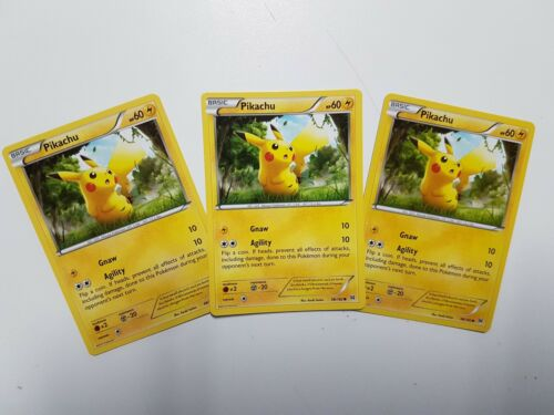 Uncommon Rare YOU PICK! 3X Pokemon XY Breakthrough Common