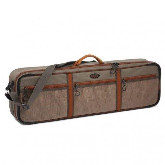 Nuevo Fishpond Dakota equipaje de Rod & Cocherete Estuche Color de granito -- Envío Gratis en EE. UU.