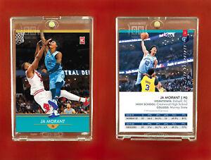 Ja-Morant-Rookie-Card-Memphis-Grizzles-Generation-Next