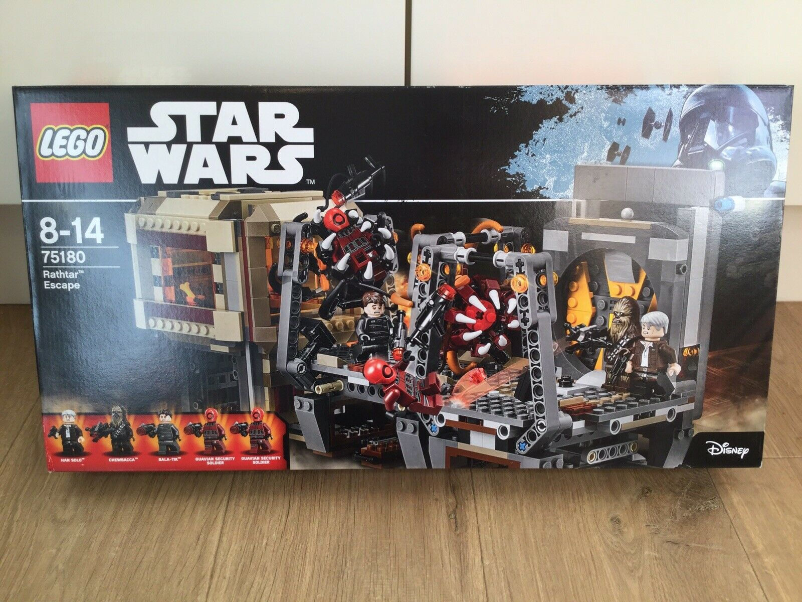 LEGO Star Wars Rathtar Escape 75180 - NEW & SEALED