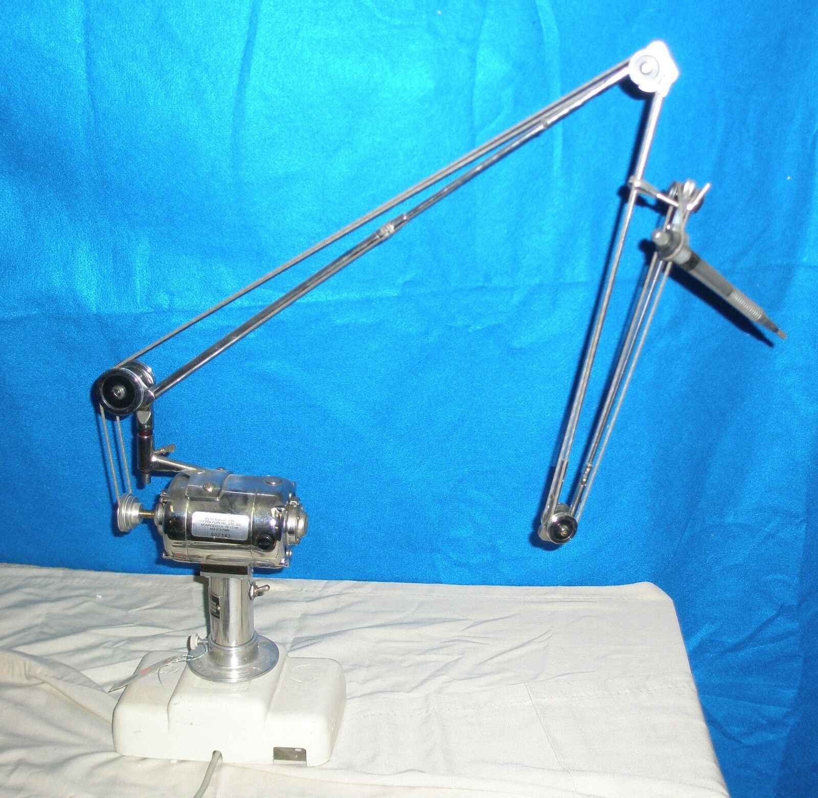 Image 1 - Dental-Bench-Engine-Unit-with-Handpiece-2-Available-7183A