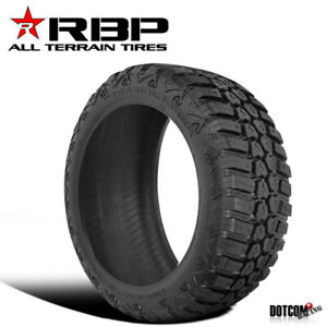 1 RBP Repulsor M//T RX 35x13.5x20 124Q 10-Ply//E Off-Road Truck Mud Tires