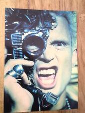BILLY IDOL 'eye eye' magazine PHOTO/Poster/clipping 11x8 inches