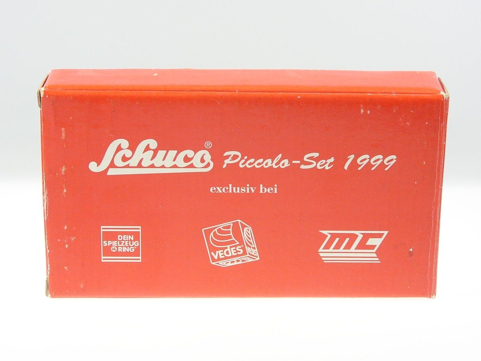 Schuco Piccolo set vedes 1999 1999 1999   50171200 d46055