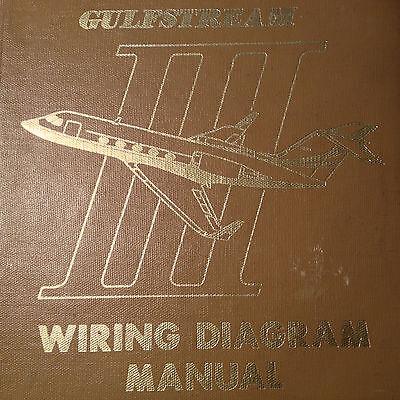 grumman gulfstream ii wiring manuals volume ii a 2 vol set ebay rh ebay com Gulf Stream Flow Map Gulf Stream Flow Map