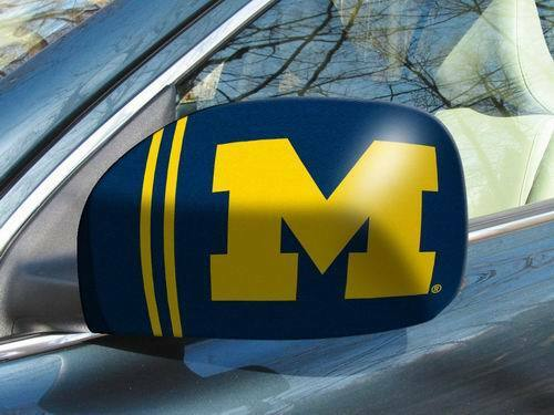 -Trucks//Large SUV/'s 2-Pack Licensed NCAA Michigan Game Day Car Mirror Covers