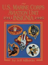 U. S. Marine Corps Aviation Unit Insignia by Jeff Millstein (1995, Paperback)