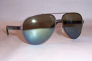 22a7af205d NEW Carrera Sunglasses 5009 S 0TQ 3U RUTHENIUM KHAKI BLUE MIRROR ...