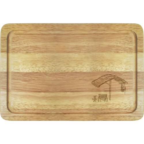 WB007178 /'Sun Lounger/' Wooden Boards