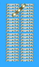 4,49€/m  - 40 St. LED Hausbeleuchtung 5cm warmweiß Modellbeleuchtung Bahnsteig