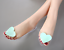 Womens-Beach-Sandals-Flat-Casual-Jelly-Heart-Transparency-Sweet-Heart-Shoes-HOT thumbnail 8