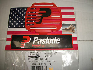 Paslode Part 902207 Grill Fits 902600 902200