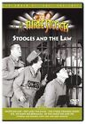 Three Stooges Stooges and The Law 0043396031494 With Jean Carmen DVD Region 1