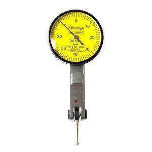 0-40-0-0-01mm-Indicateur-Cadran-Horloge-jauge-cadran-precision-Test