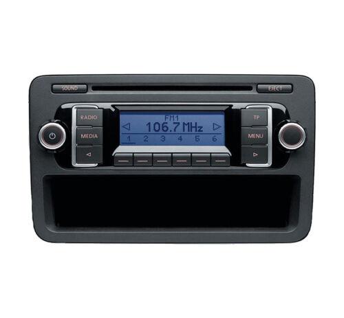 VW Caddy Stereo Kopfstück mit Radio Code VW Rcd 210 CD Mp3 Player