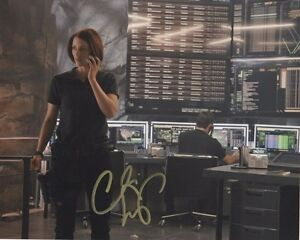 Chyler-Leigh-Supergirl-Autographed-Signed-8x10-Photo-COA-A4