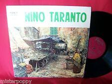 NINO TARANTO  Vol.1 LP 1964 EX+ Totonno e Quagliarella Barbiere sportivo etc.