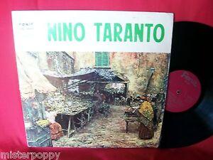 NINO-TARANTO-Vol-1-LP-1964-EX-Totonno-e-Quagliarella-Barbiere-sportivo-etc