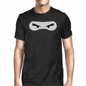 Ninja-Eyes-Mens-Black-Shirt
