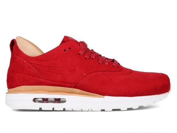 Nuevo en Caja Hombre Nike Air Max 1 Real Retro Zapatillas 847671-661 Linterna