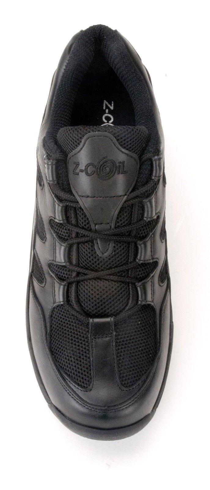 z-coil liberté s / r fw-02020 chaussures hommes noirs noirs noirs nous marche / course 14 5772ef