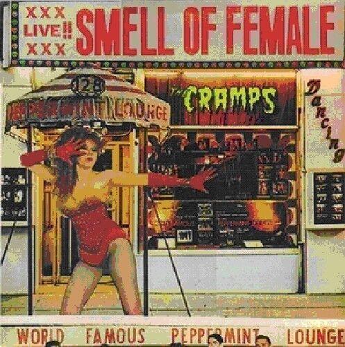 The Cramps - Smell of Female [New Vinyl] UK - Import