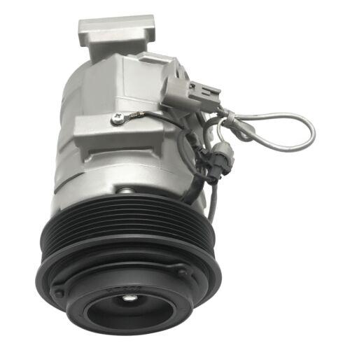 RYC Reman Complete AC Compressor Kit IG383 Fits 2005 2006 Toyota Tundra 4.0L