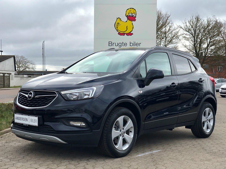 Opel Mokka X 1,4 T 140 Enjoy 4x4 5d