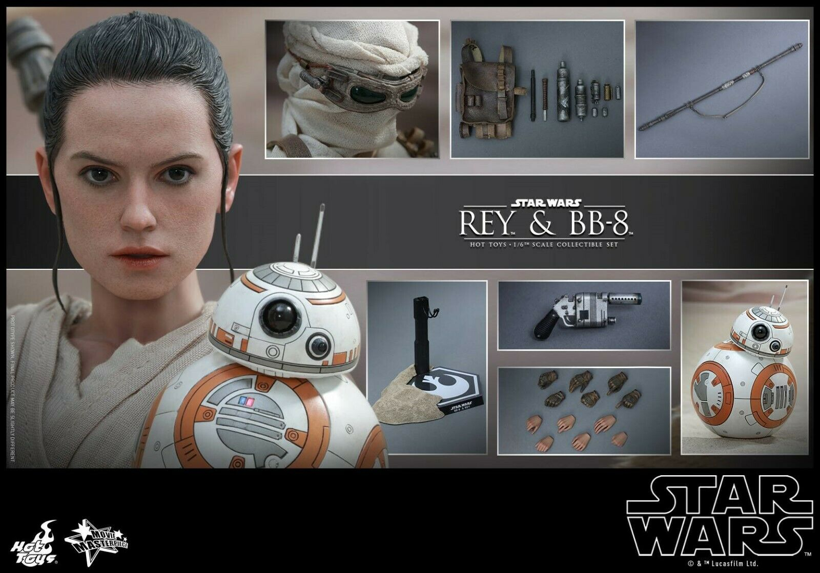 Dettagli su    caliente giocattoli MMS337 estrella guerras EP VII The Force Awakens BB-8 nuovo  tempo libero