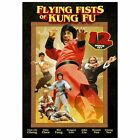 Flying Fists of Kung Fu: 12 Movie Set (DVD, 2013, 3-Disc Set)