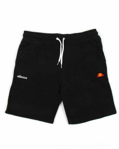 Ellesse Noli Lounge Shorts-Noir-Bnwt