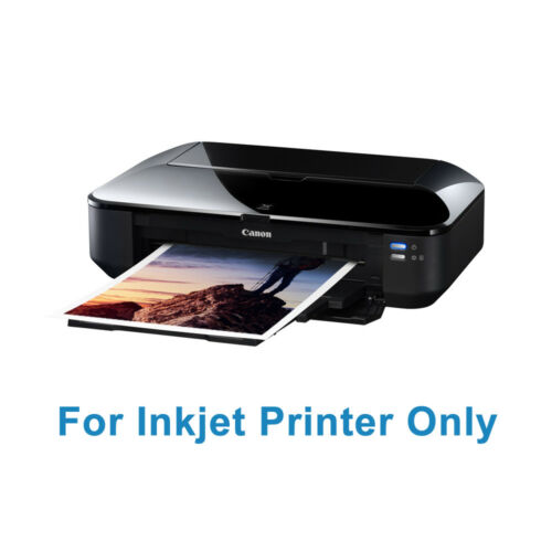 A4 Thick 300Gsm Both Sides High Glossy Photo Paper Inkjet Paper Printing Uinkit