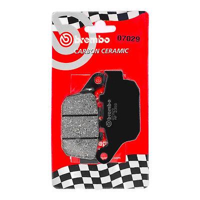 Brembo CC Carbon Ceramic Rear Brake Pads Honda CB500 V-S3 2002