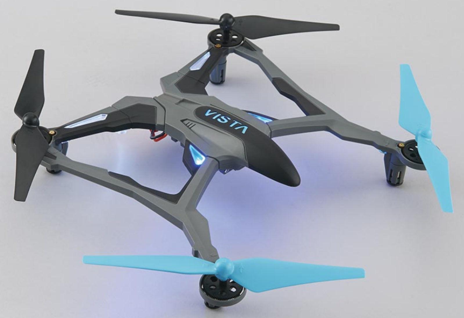 Dromida vista risultando quadkopter BLU dide 03bb