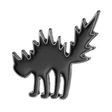 Null Karat Anstecker Anstecknadel Pin Bulldogge Emaile Butterflyverschlu/ß schmuckrausch
