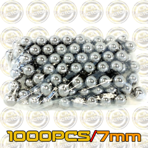 1000PCS-Stainless-Steel-Metal-Alloy-BB-Balls-7mm-Slingshot-Tactical-BB-039-s