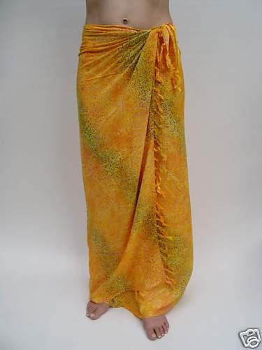 NEW SARONG BEACH WRAP shawl one size sarongs sa105