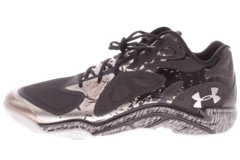Mens Large Size  Under Armour Anatomix Multi Color Athletic Shoes 18 M..577B