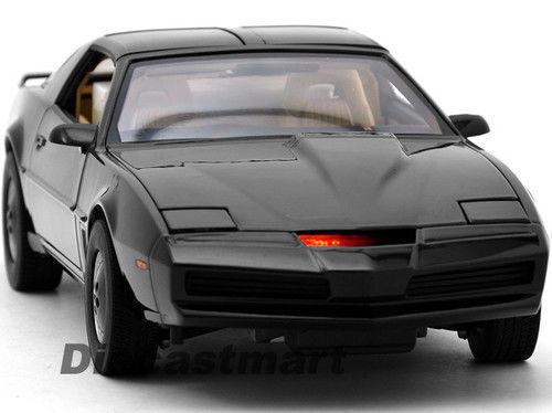 1 18 Hotwheels Elite X5469 1982 Pontiac Firebird Trans Am K. I. T. T. Knight