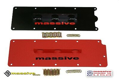 MSS Engine Lift Plate Set Hoist Crane LS LT 1 2 X Gen III IV V 3 4 5 GM 5.3 6.0