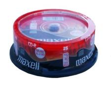 628529 80 Minute Audio Cd-Rw 10 Im Jewel Cases 700mb Maxell Musik XL-II