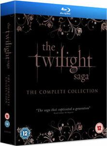 The-Twilight-Saga-The-Complete-Collection-5-Film-Nuovo-Regione-B